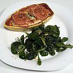 recette Gratin pommes de terre courgettes bûche de chêvre