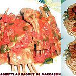 recette RAGOUT DE MARCASSIN A LA TOMATE