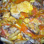 recette Canard à la basquaise