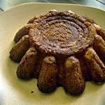 recette gateau a la compote d'abricots maison.