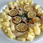 recette Filets de julienne vapeur au citron vert