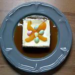 recette Cheesecake au citron et abricot