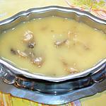 recette Sauce champignons....