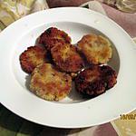 recette croquettes de reste de chapelure