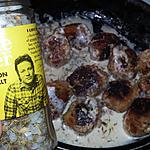recette Boulettes de sardines a la creme