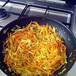 recette Achard de légumes réunionnais