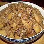 recette Pilaf de sarrasin