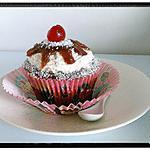 recette cupcakes façon  monts-blancs coco citron