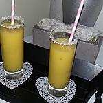 recette Smoothie orange mangue ananas