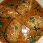 recette Filets de poulet au curry