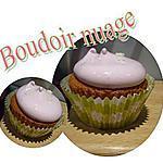 recette Cupcake : fleur d'oranger et chocolat pralinoise 1864