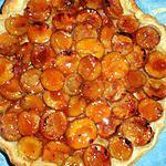 recette tarte aux reine-claude