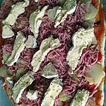 recette Pizza rapide