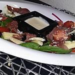 recette Salade italienne sauce crémeuse au parmesan