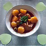 recette Veau marengo