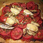 recette tarte à la tomate avec ou sans gluten