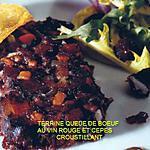 recette Terrine de queue de boeuf