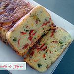 recette Terrine de riz aux poivrons et chorizo