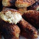 recette Croquettes de thon au ricotta