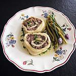 recette Fleischschnaka Alsaciens ou Roulés à la Viande en Forme d'Escargots