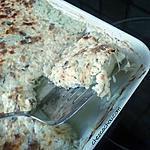 recette Courgettes aux noisettes et feta