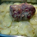 recette roti porcs a la boulangère