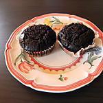 recette Muffin à la Guinness et cacao