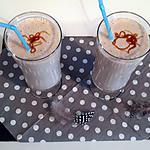 recette Smoothie banane lait de coco