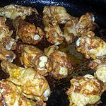 recette Pilons de poulet au curry
