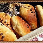recette Petits pains briochés au yaourt bien moelleux
