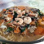 recette ramen aux gambas petits légumes et bouillon soja un pur delice