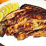 recette Tendrons de veau grillés