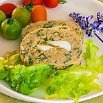 recette Polpettone au thon et aux oeufs
