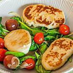 recette Gnochis à la ricotta, poelée de pousses d'épinards et de tomates cerises
