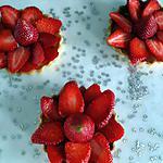 recette Tartelettes fraises