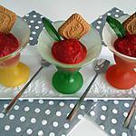 recette Sorbet fraise