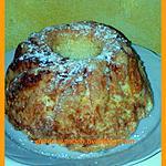 recette ANGEL FOOD CAKE (GATEAU DES ANGES)