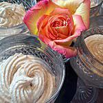 recette Mousse de crème de marron au mascarpone