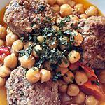 recette Kefta ou boulettes de bœuf à la libanaise