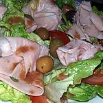 recette Salade a l'italienne