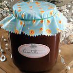 recette Ninitella ou pâte à tartiner chocolat noisette