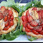 recette Tartelette tomates cerises et bacon
