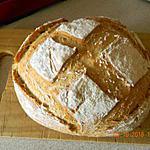 recette Mon 1er pain cocotte