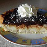 recette Tarte bananes chocolat