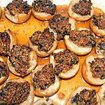 recette Poires au four au moscatel revisitées
