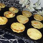 recette Clafoutis apéritif kiri surimis