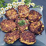 recette Galette de pommes de terre, oignons et lardons