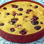 recette Amandine aux prunes