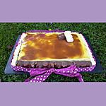 recette Cheesecake au caramel beurre salé