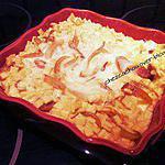 recette Gratin de crozets à la cancoillotte